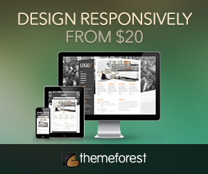 Site templates and themes from 3$